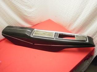 68-72 Chevelle Malibu Shift Shifter Boot Manual Trans Console